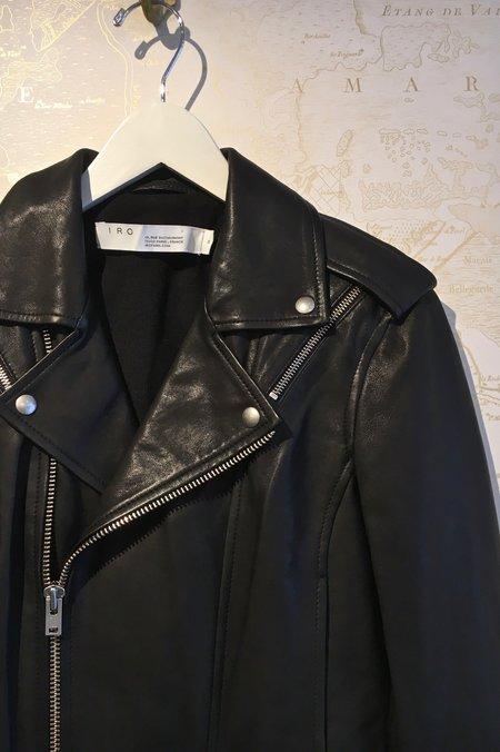 IRO Ozark Moto Leather Jacket