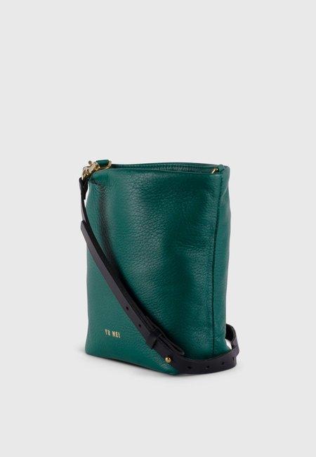 Yu Mei 2/6 Grace Bucket Bag - Bottle Green