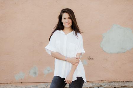Bella Dahl Short Sleeve Button Down Shirt - White
