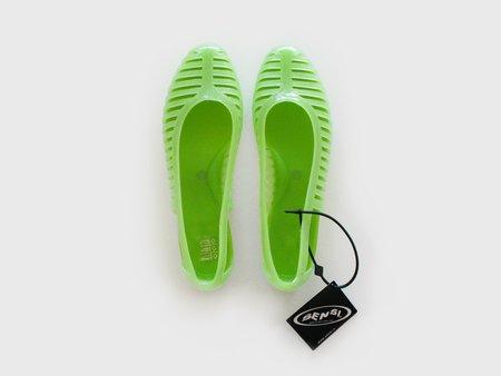 Sensi Ballerina Jelly Shoes - Kiwi