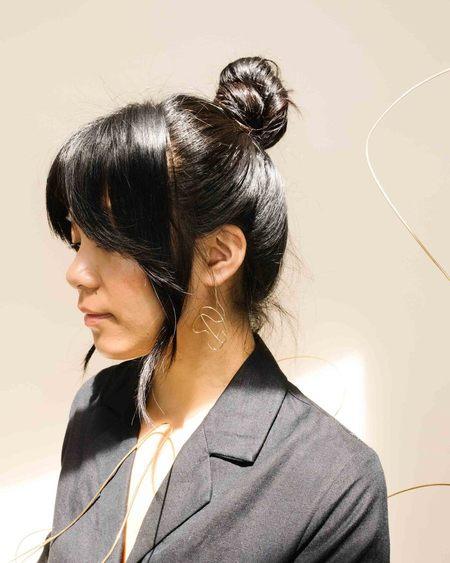 WKNDLA Personal Space Earrings