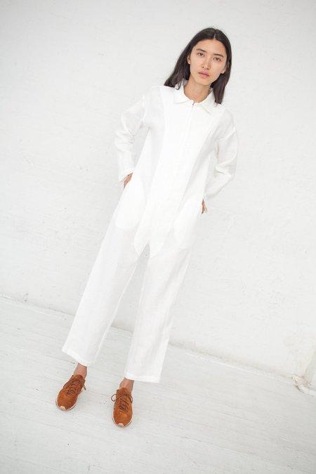 Beatrice Valenzuela Picasso Jumpsuit - White