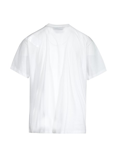 Raf Simons X Fred Perry Tape Detail T-Shirt - White