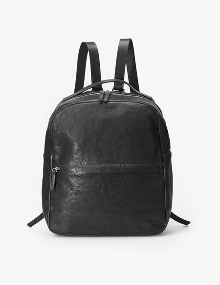 Ally Capellino Sandy Small Leather - Black