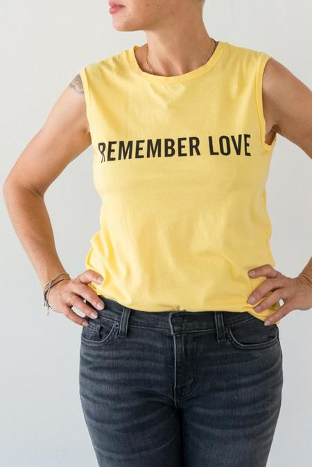 Nili Lotan Remember Love Muscle Tee