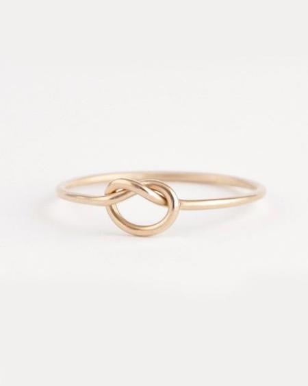 Emi Grannis Knot Ring