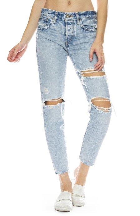 Moussy Vintage Branford Tapered Jean