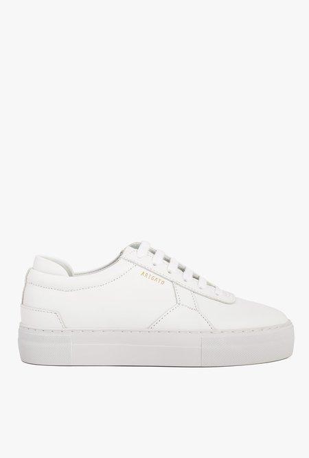 Axel Arigato Platform Sneaker - WHITE
