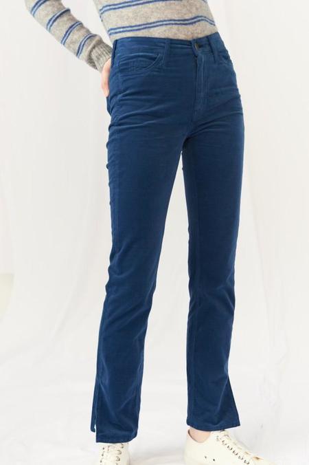 M.i.H. Jeans Daily Velvet Jean - Conran Blue