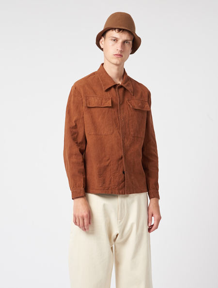 Story Mfg Bicker Shirt - BARK