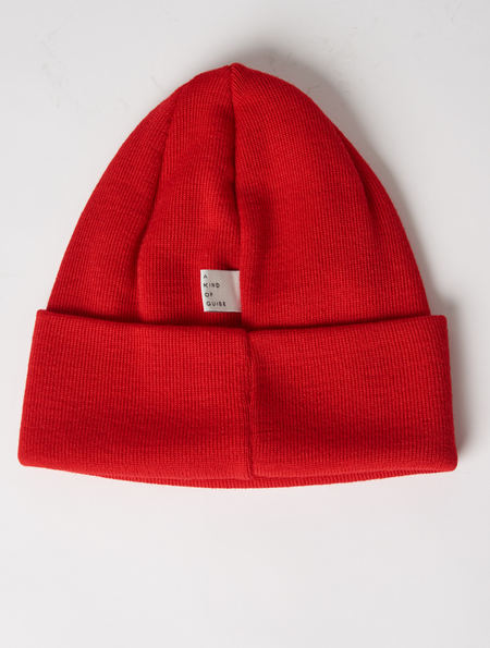 A Kind Of Guise Classic Beanie - RED