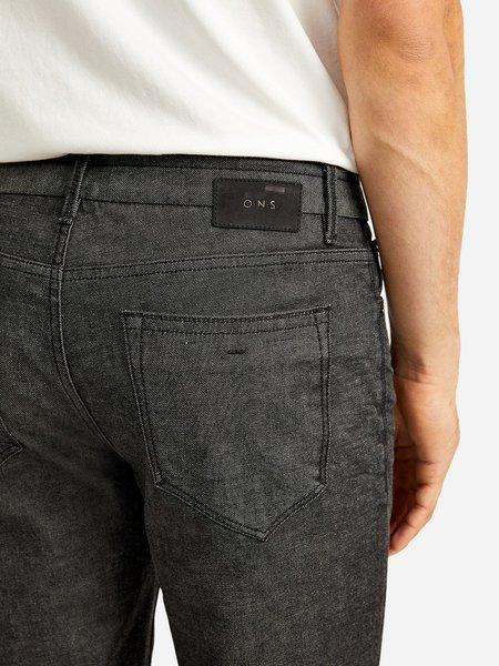 O.N.S Clothing Denim Houstons Pants - Black