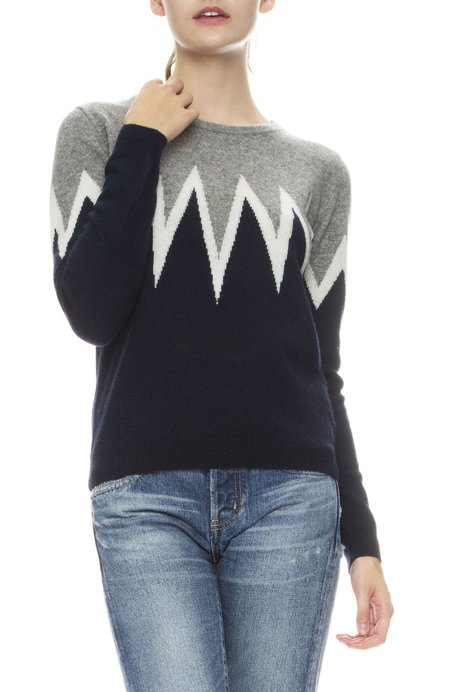 Jumper 1234 Starburst Cashmere Sweater