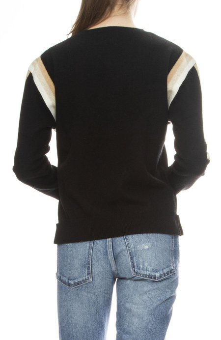 Jumper 1234 Stripe Cashmere Sweater