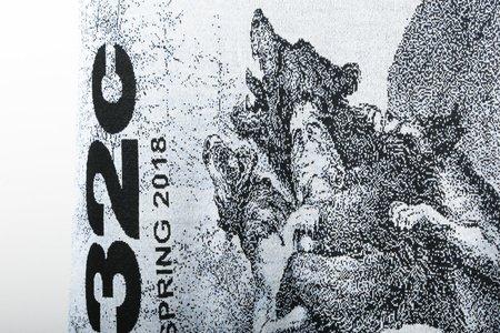 032C Bärenhetze Throw