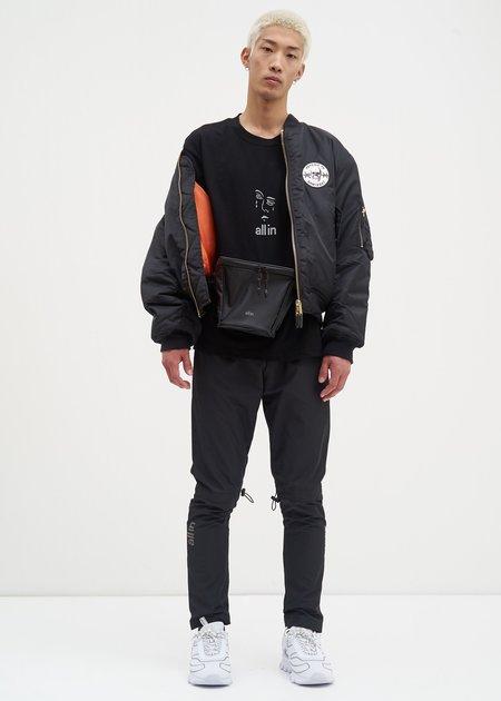 all in Reflective Yokoama Pants - Black