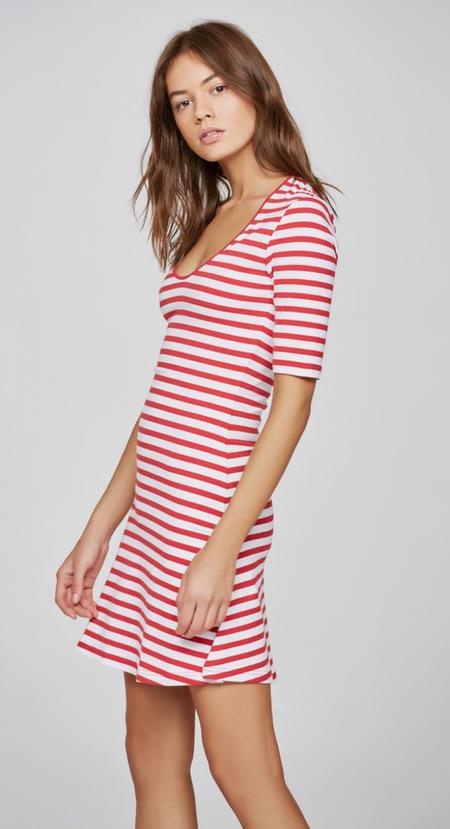 The Fifth Voyage Dress - Stripe