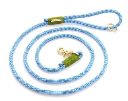 The Foggy Dog Tahoe Marine Rope Leash