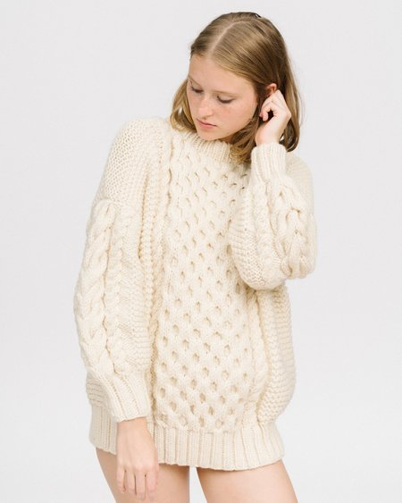 I Love Mr Mittens Tali Sweater - Cream