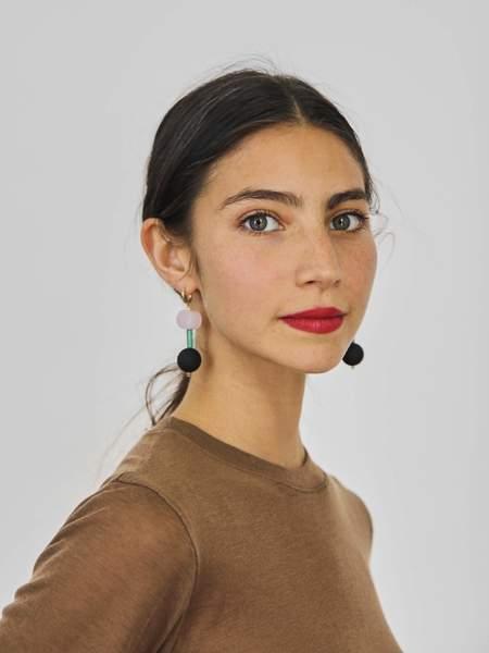 Bae Bae Halteres Earrings
