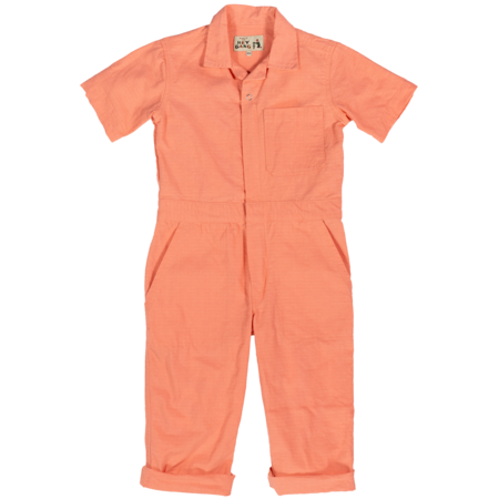 Kids Hey Gang Traditional Ripstop Coverall - Canyon