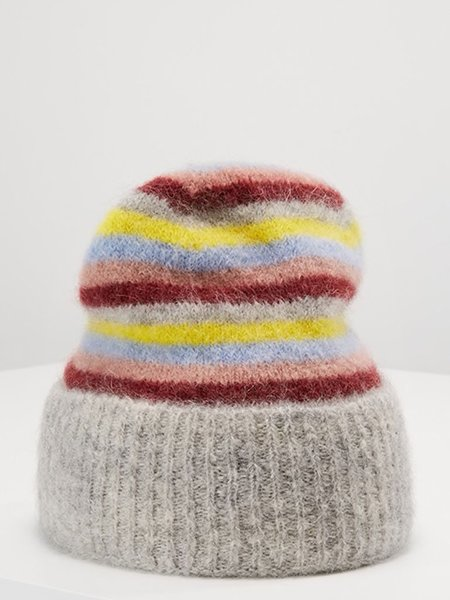 Becksondergaard Jadie Mirage Beanie - Light Grey