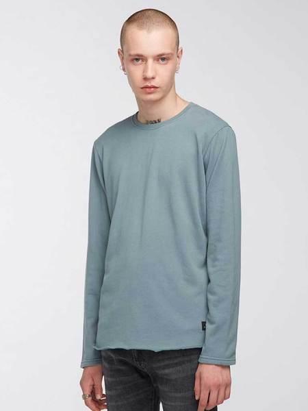 Edwin Terry Long Sleeve Top - Goblin Blue