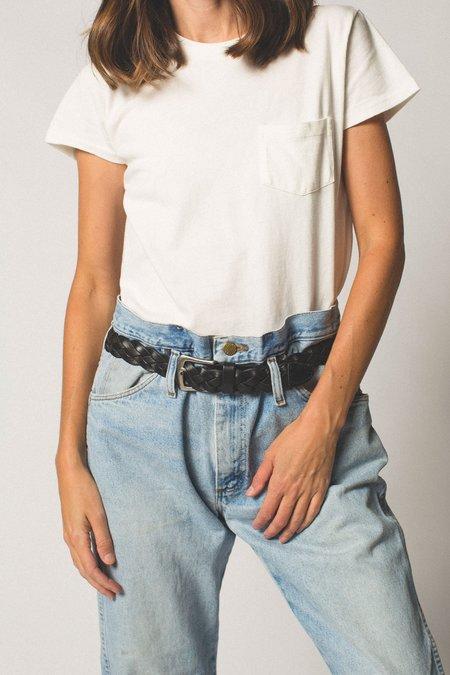 Preservation Vintage Altered Paper-Bag Jeans