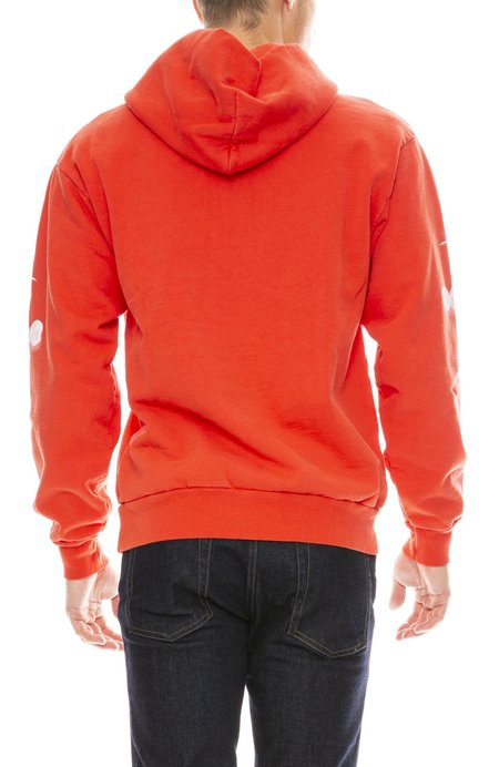 FACT Isolation Hoodie - RED