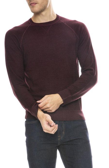 Hartford Merino Knit Pullover Sweater
