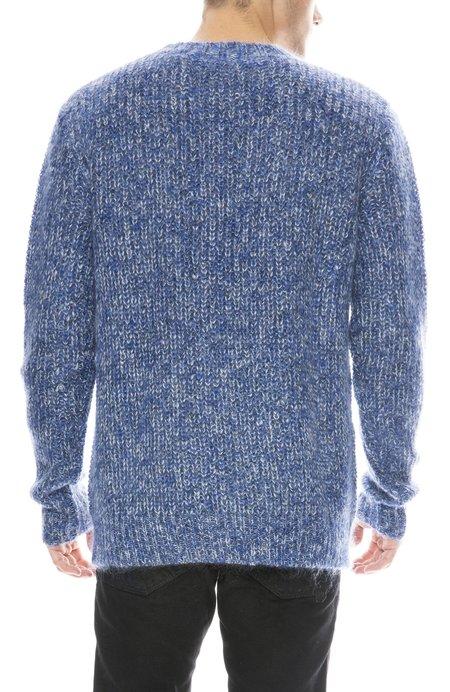 Simon Miller Mohair Silk Sweater - BLUE