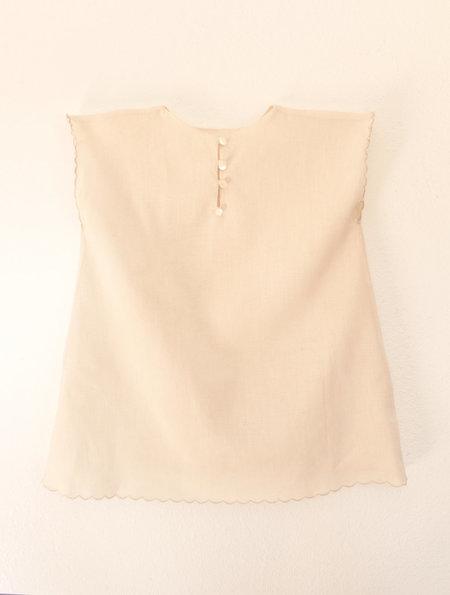 KIDS Petit Mioche tunic dress - natural
