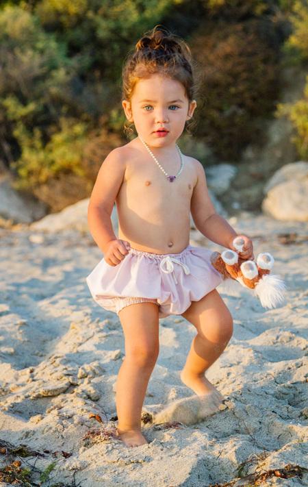 KIDS Petit Mioche bloomers - pink