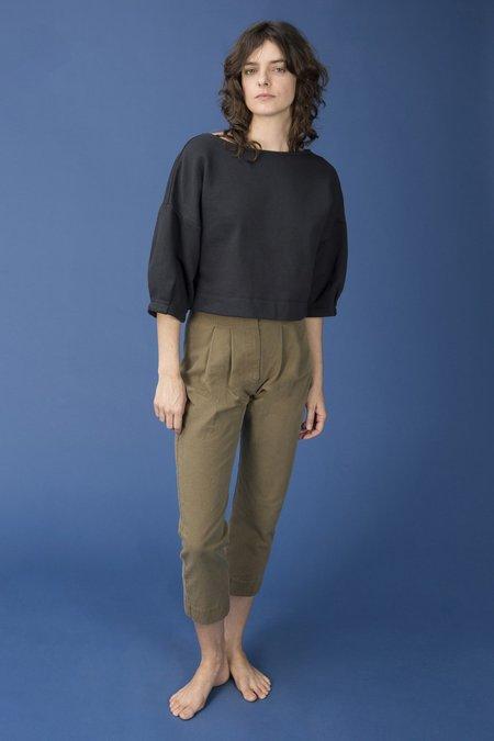 Ilana Kohn Liza Shirt - Inky Terry
