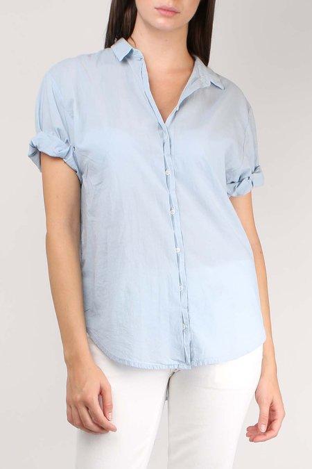 Xirena Channing Shirt Blue Smoke