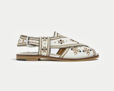 Çaplait Shoes The Swati - Grey