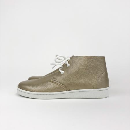 U-Dot Chukka Sneaker - Gold