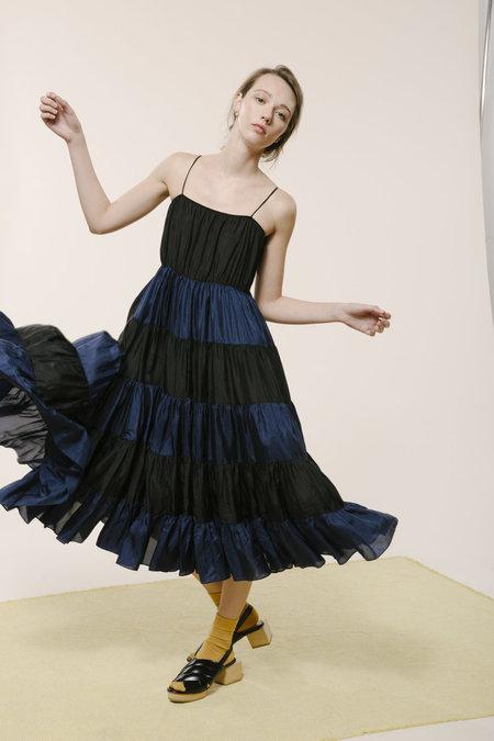 Carleen Christo Dress - Navy/Black