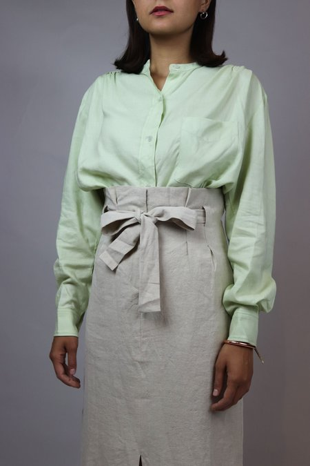 W A N T S Top - Mint Green