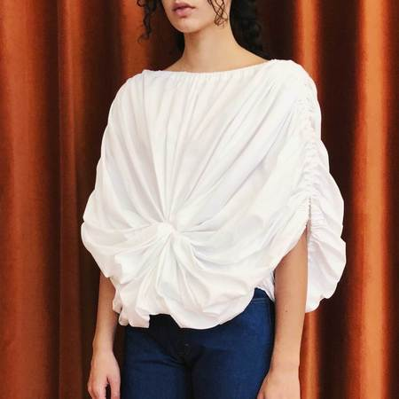 Aalto Draped Balloon Top