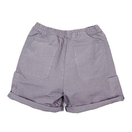 Westerlind Wide Climbing Shorts - Light Grey