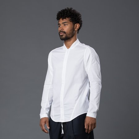 Abasi Rosborough Arc Apres Shirt - White