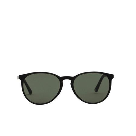 Dom Vetro Lupetto Base Zero Sunglasses - Ash Matte