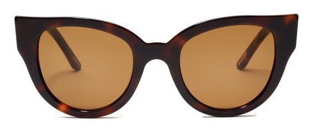 Unisex Carla Colour Barton Sunglasses - Tortue/Sienna