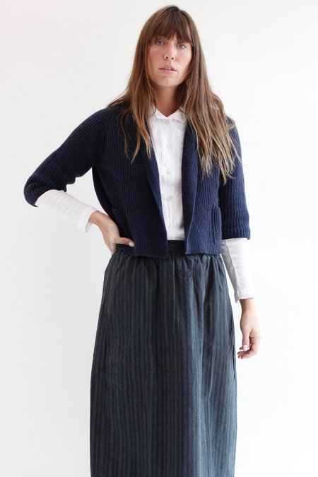 Hannoh Wessel Candy Cardigan - Navy