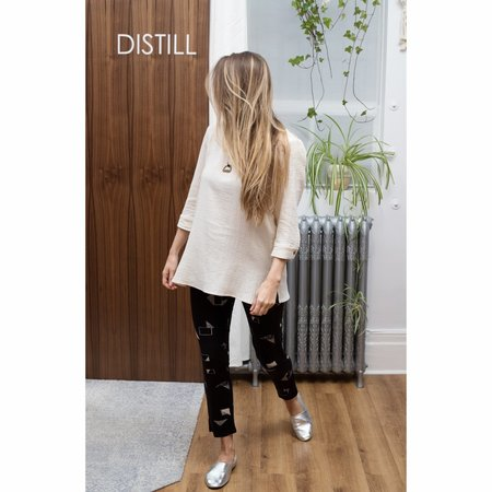 Dagg & Stacey Wolfe Tunic - Ivory