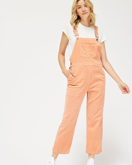 Lacausa MARCELL OVERALLS - Strawberry