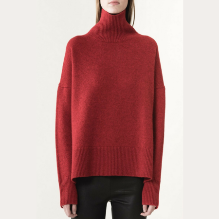 Vanessa Bruno Wool & Yack Jafet Sweater