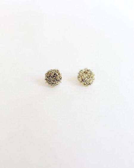 Mirit Weinstock Sparkling Star Studs - Silver