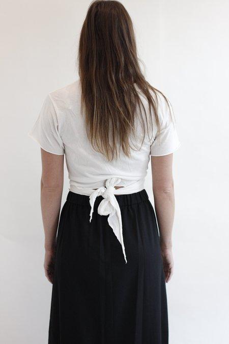 NSF Frances Tee - Soft White